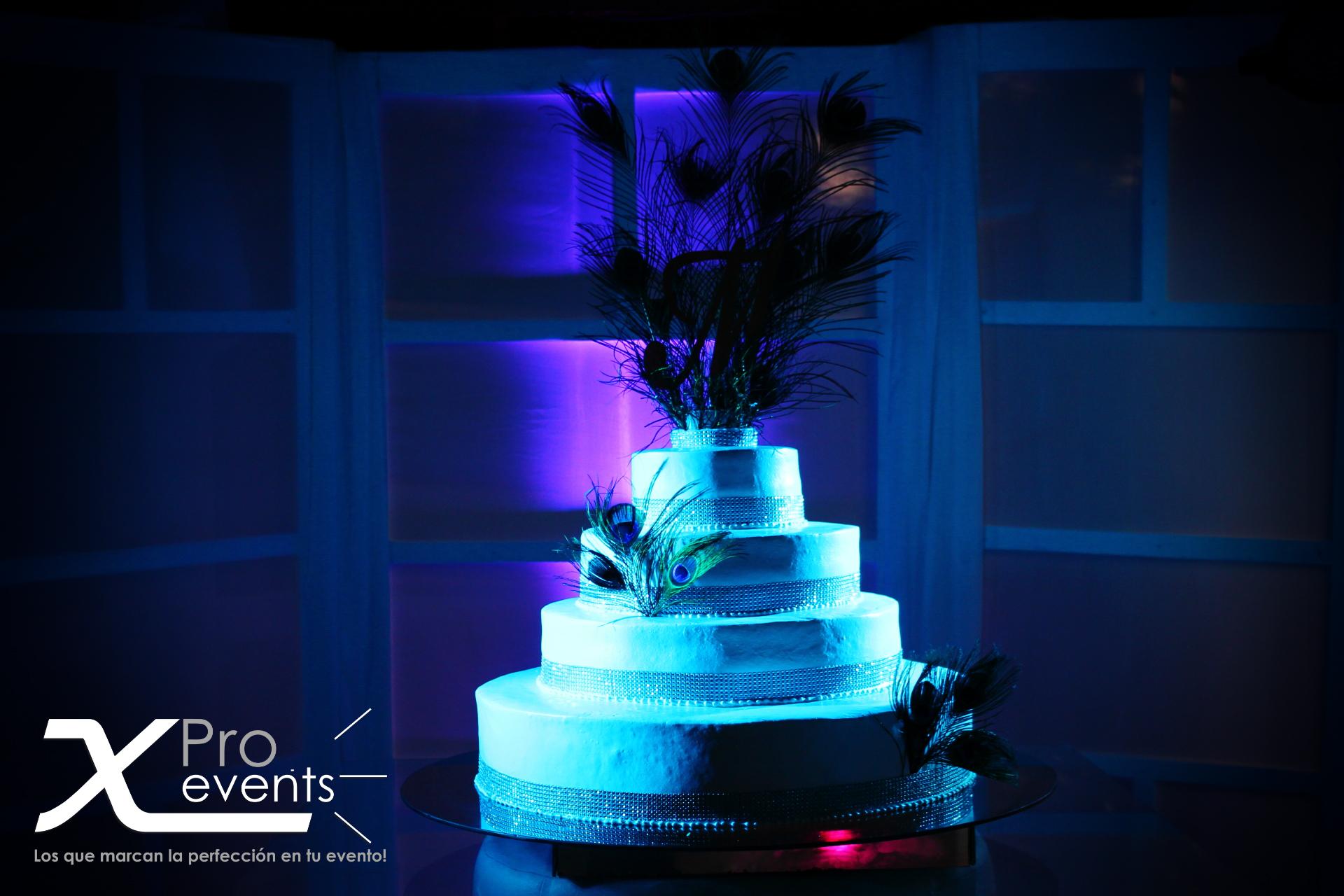 www.Xproevents.com - Iluminacion profesional de bizcochos.JPG