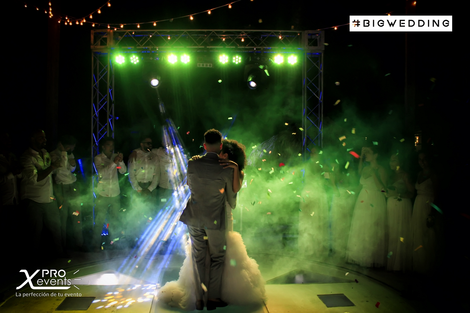 X Pro Events - Montaje para boda - 2018-