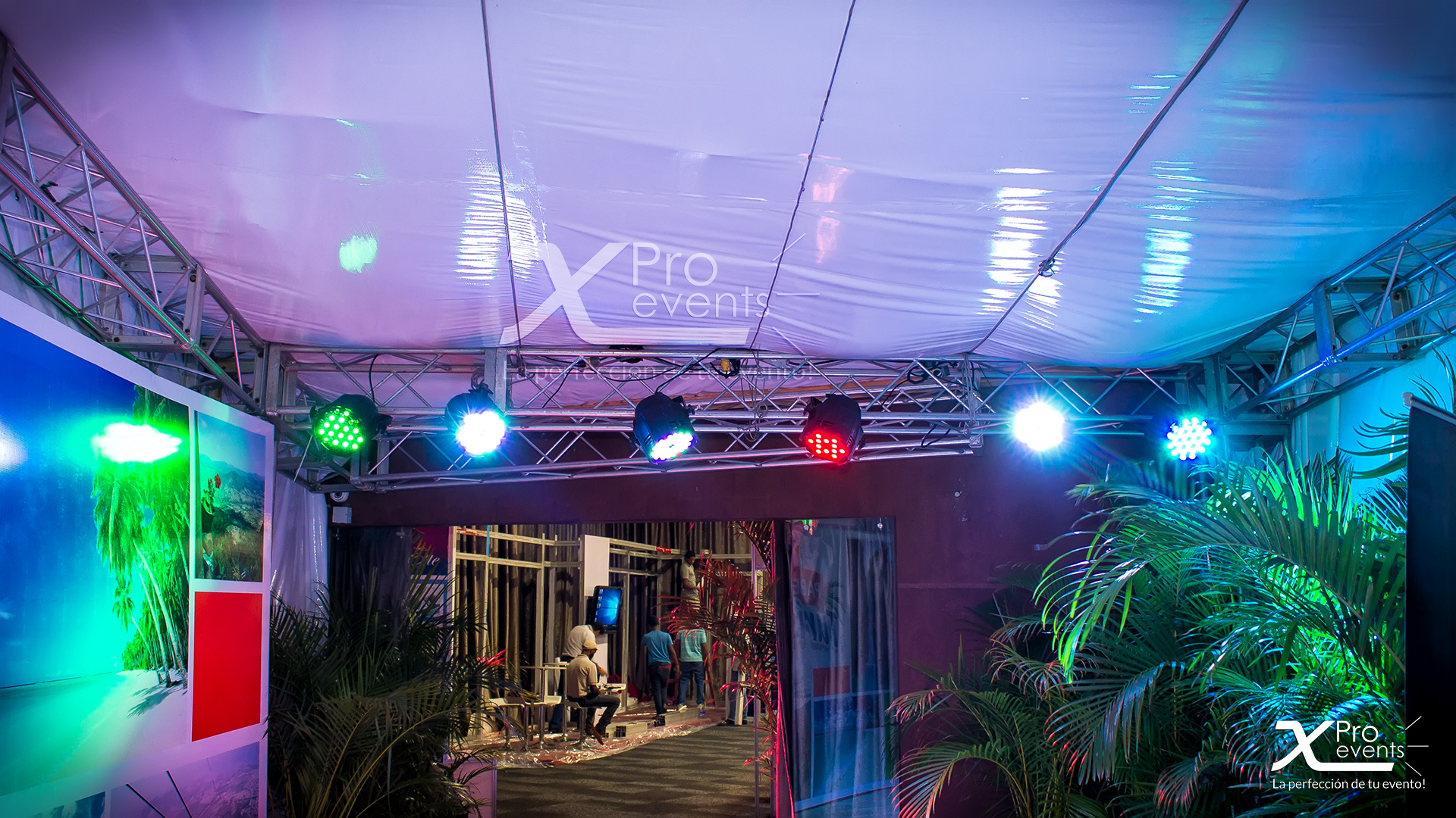 www.Xproevents.com - Truss & luces (Sambil)