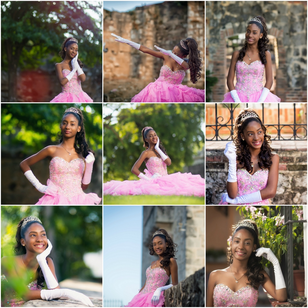 Sesion quince Yusmerli Jimenez By X Pro events - Fotografia(Collage)