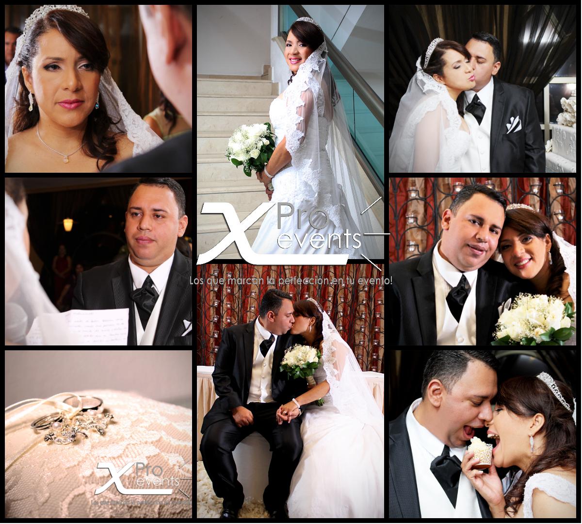 www.Xproevents - Collage boda Giovanny Gonzalez & Ruth Santos (Hotel Hilton).jpg