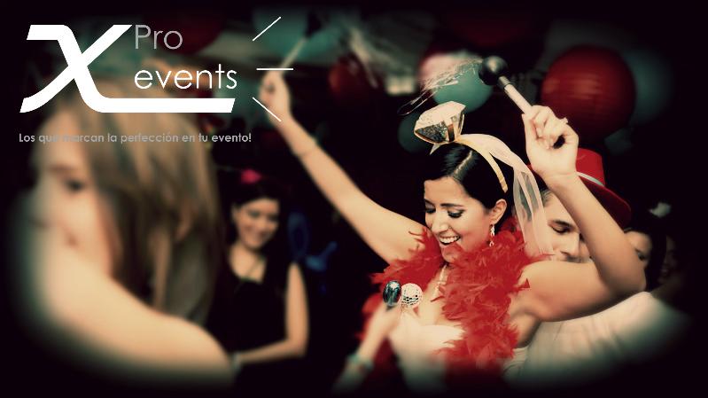X Pro events - 809-846-3784 - Lo escencial en cualquier evento - Buena musica qu