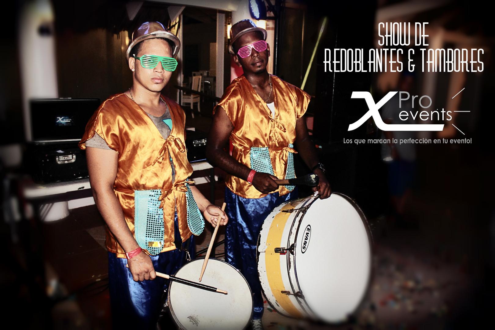 X Pro events - Show de redoblantes y tambores.JPG