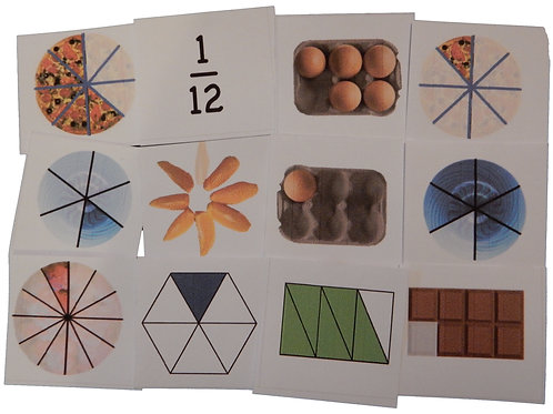 Fraction Ordering Set 2