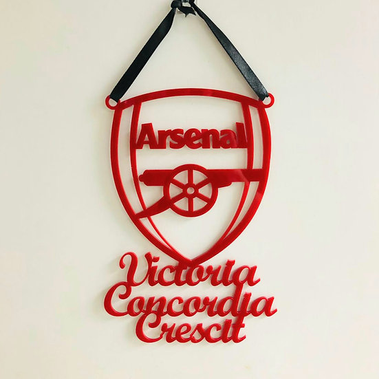門牌: Arsenal