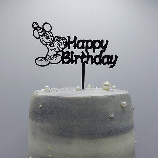Happy Birthday (Mickey Mouse)
