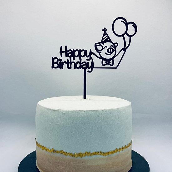 Happy Birthday (連豬)