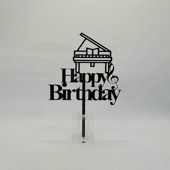 Happy Birthday (Piano)