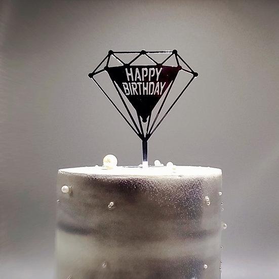 Happy Birthday (Diamond)
