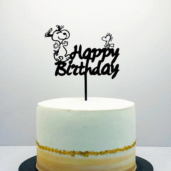 Happy Birthday (Snoopy)