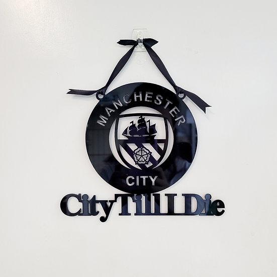 門牌: Manchester City