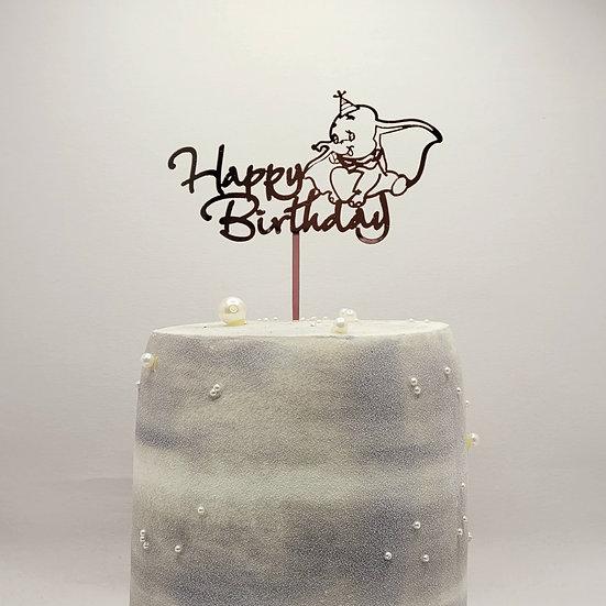 Happy Birthday (Dumbo)