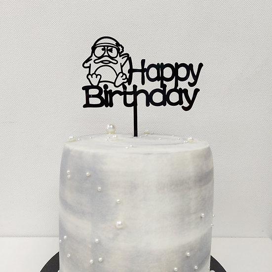 Happy Birthday (Donki)
