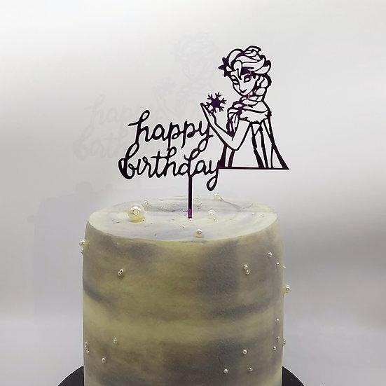 Happy Birthday (Elsa)