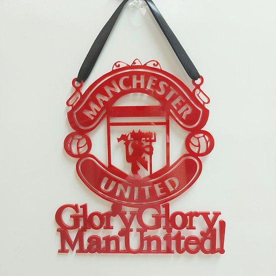 門牌: Manchester United