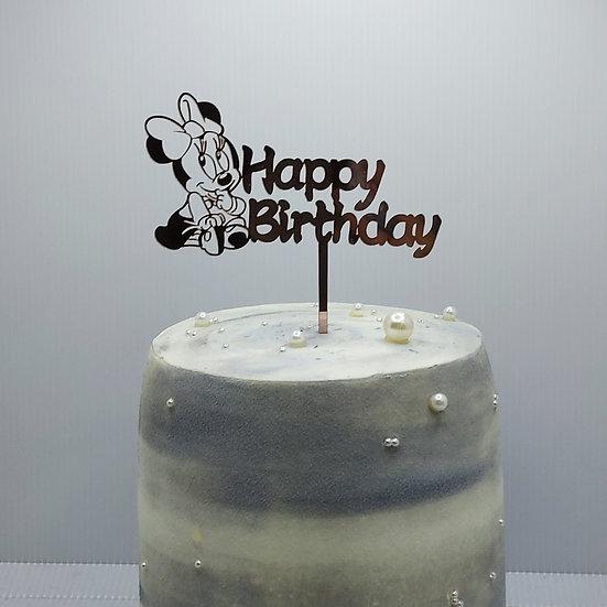 Happy Birthday (Minnie Mouse)