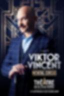 Viktor Vincent Mental Circus Théâtre de la Tour Eiffel