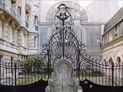 Treillage Art Nouveau