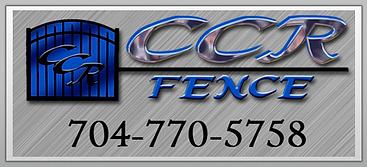 CCR Fence Logo
