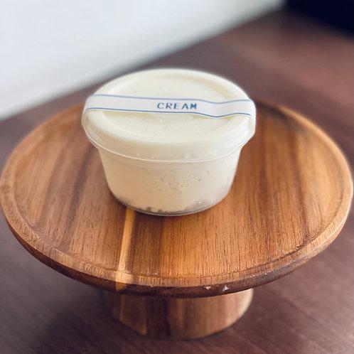 小罐鮮奶油