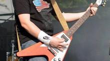 Nowy gitarzysta