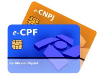 E-CPF A1 - 12 meses