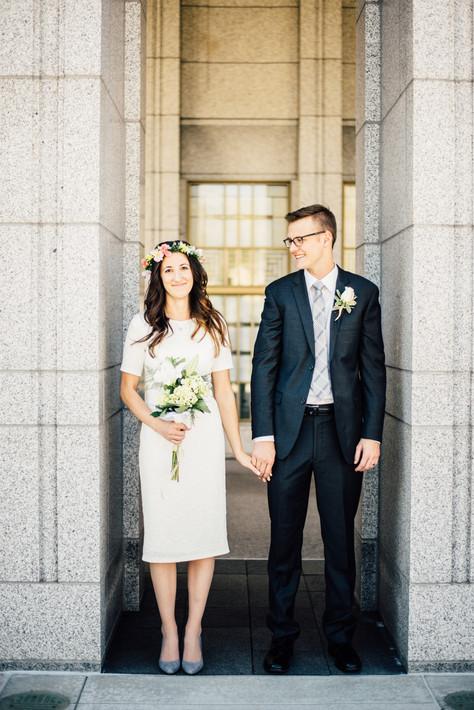 A Bright and Lovely Wedding: Derek + McKenzie