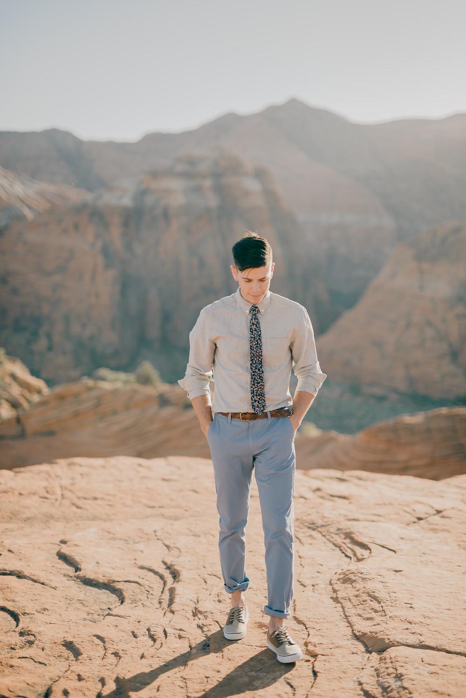 Utah Elopement Photographer