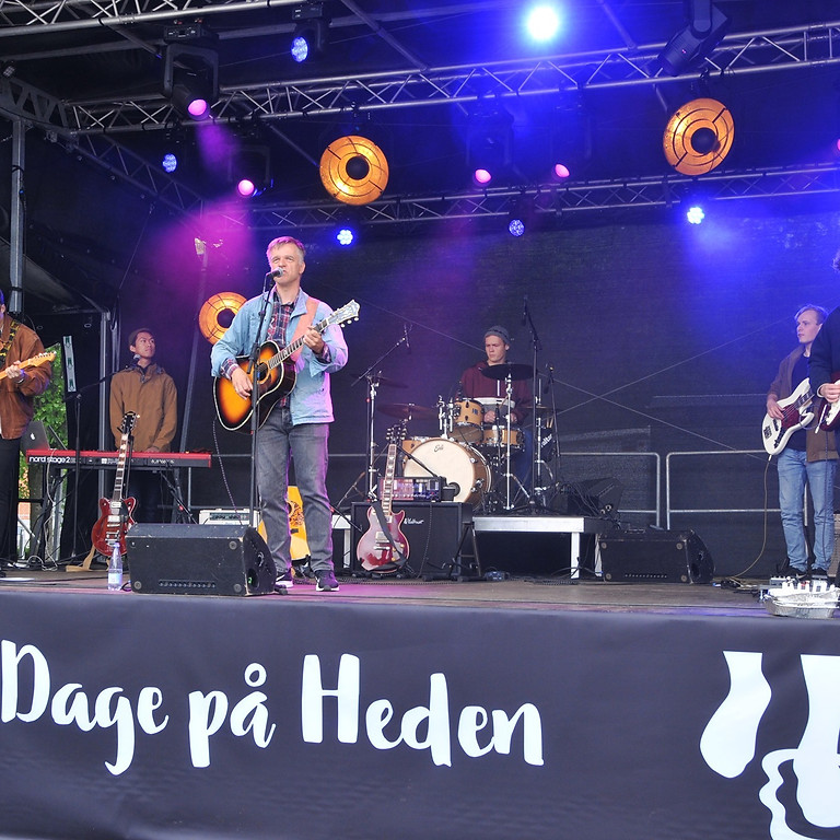 Koncert - Meiner Band - Udsat til august 2021!