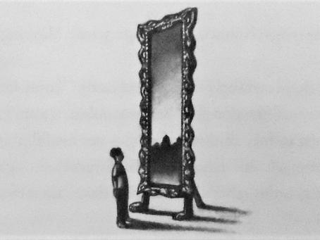 Lo specchio delle Brame: di cani e felicità.