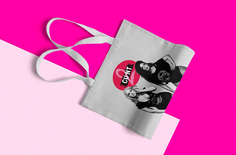 CU2NT Tote Bag - The Drag Agency2.jpg