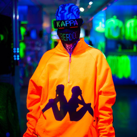 Cyberdog X Kappa 'Rave Team' | SS21