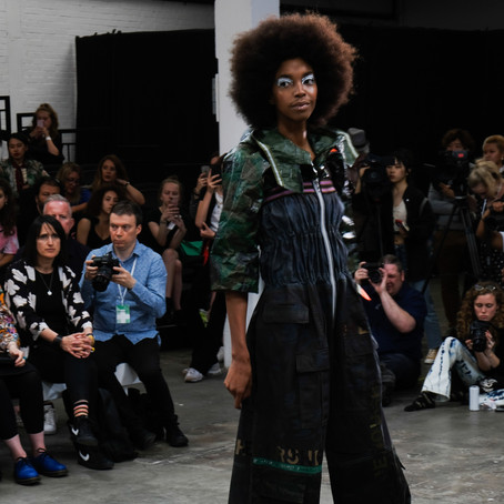 Graduate Fashion Week   Nottingham Trent University