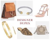 High-End/Designer Dupes