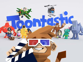 App Educativa: Google Toontastic 3D