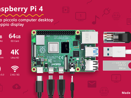 Guida a Raspberry Pi 4: Come è fatta?
