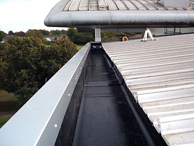 Commercial Gutter Clean