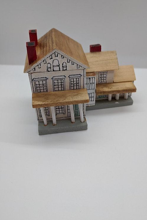H G Walcott House by Annie Wandell