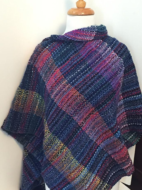Pancho/ Wrap by Kathy Weigold