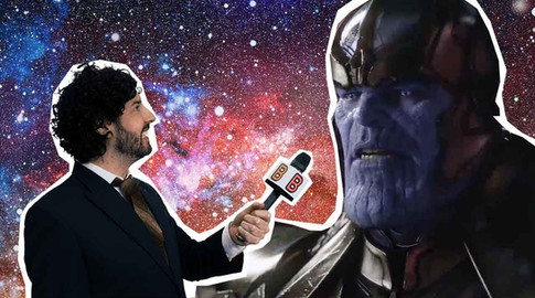 Interview with Thanos