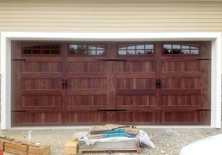 PHILLIPSTON 2-Bay 18' x 8' Door