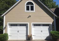 WESTMINSTER Twin Overhead Doors