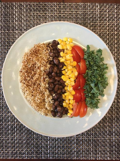 Southwest Quinoa Salad*
