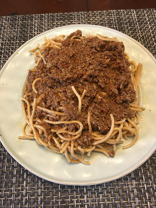 Vegan Cincinnati Chili - Two Way*