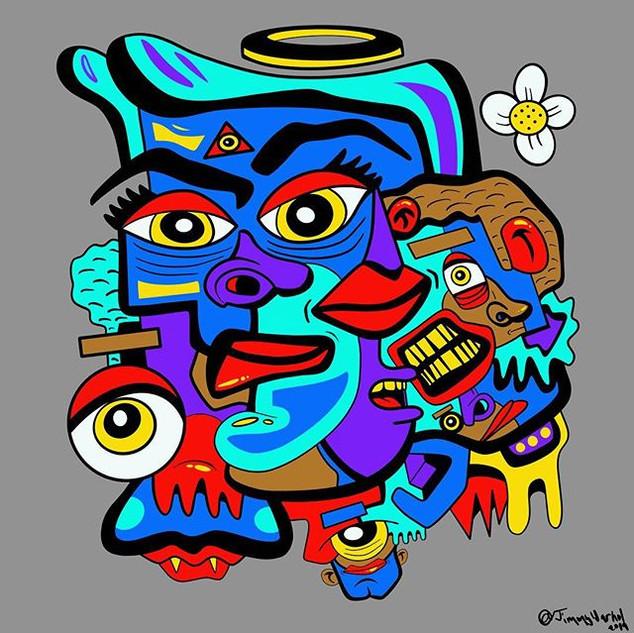 Abstract cartoonism 2