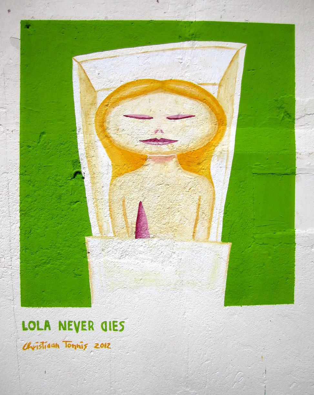 Christiaan Tonnis - Lola Never Dies