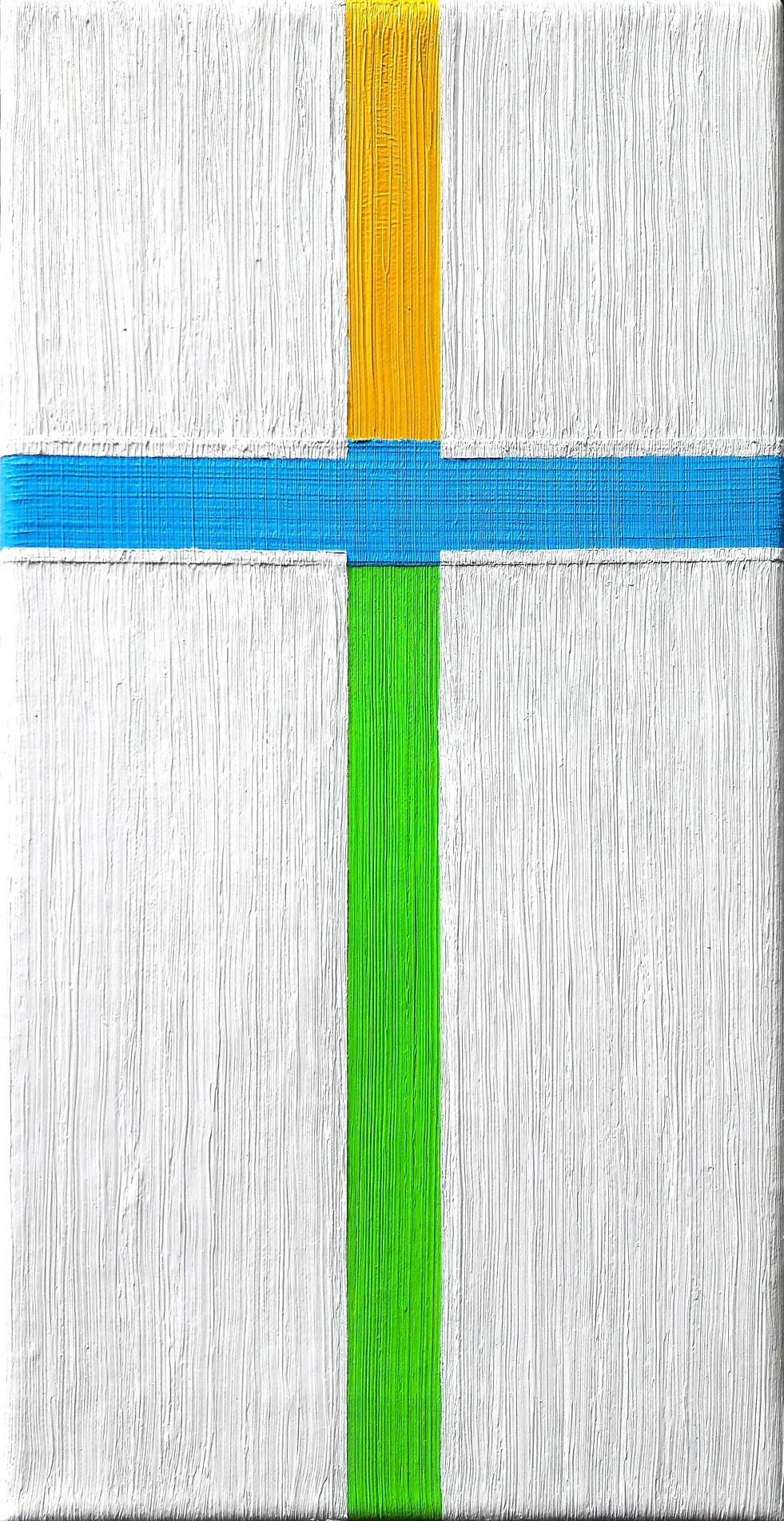 Christiaan Tonnis Christliches Kreuz 4