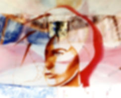 Christiaan Tonnis Weiblicher Krieger 1 Color