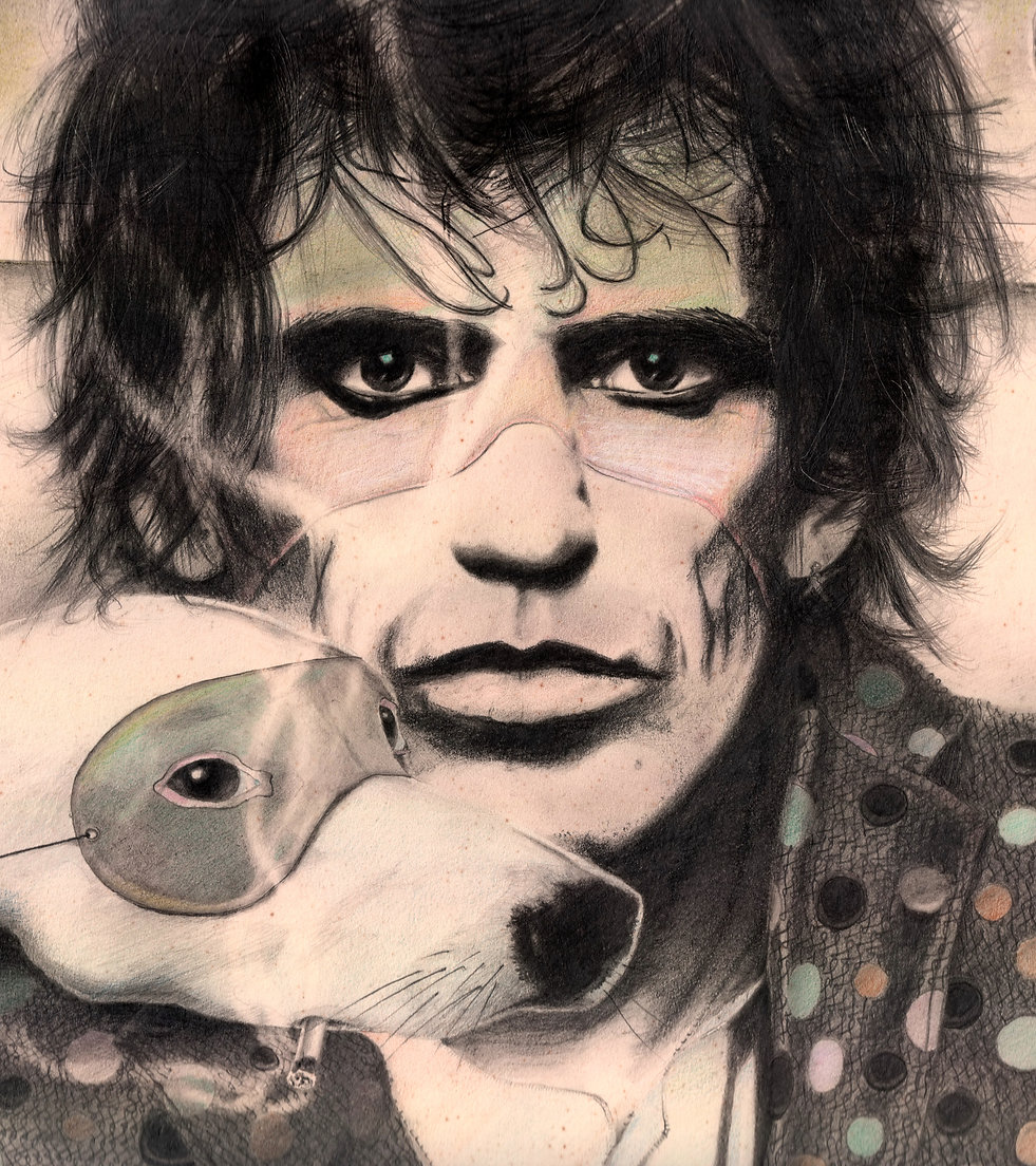 Christiaan Tonnis - Keith Richards