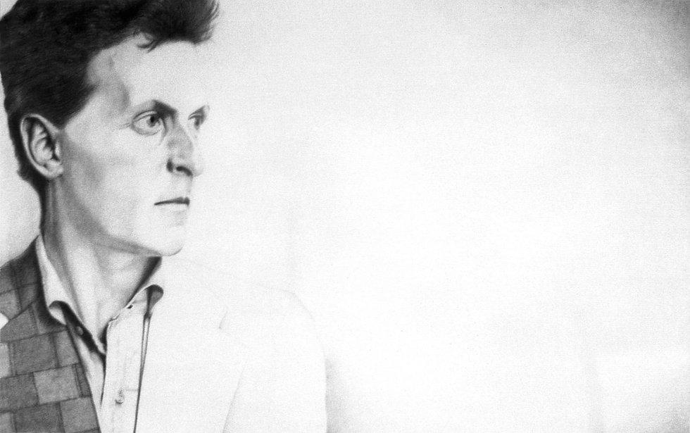 Christiaan Tonnis - Ludwig Wittgenstein 1